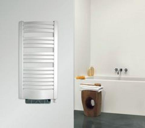 lvi radiateur et sèche serviette électrique ou eau chaude design ... - Calcul Puissance Chauffage Salle De Bain