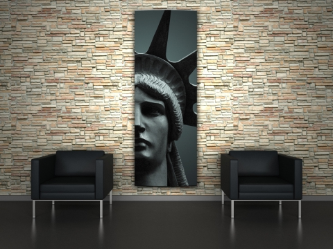 Thermadeco - Radiateur Collection Tendance  AMERICAN DREAM