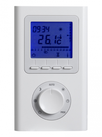 acova thermostat mural d 39 ambiance radio hp207. Black Bedroom Furniture Sets. Home Design Ideas