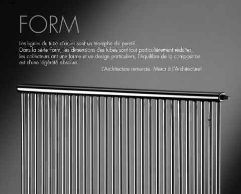 radiateur lectrique contemporain design d coratif. Black Bedroom Furniture Sets. Home Design Ideas
