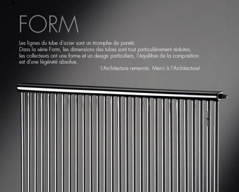 brem radiateur design en acier. Black Bedroom Furniture Sets. Home Design Ideas