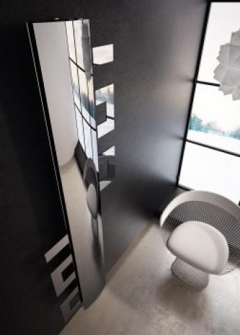 Très Radiateur eau chaude design et contemporain KL14