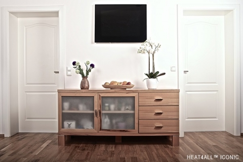 radiateurs electriques performants conomiques d coratifs design contemporains. Black Bedroom Furniture Sets. Home Design Ideas