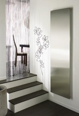 Radiateur lectrique contemporain design d coratif - Radiateur miroir electrique ...