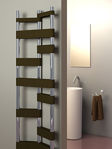 Sèche Serviette Contemporain Décoratif Design